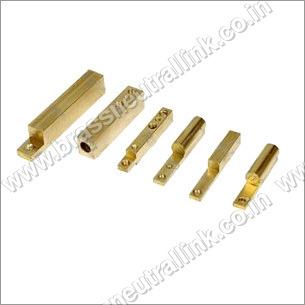Brass Energy Meter Part