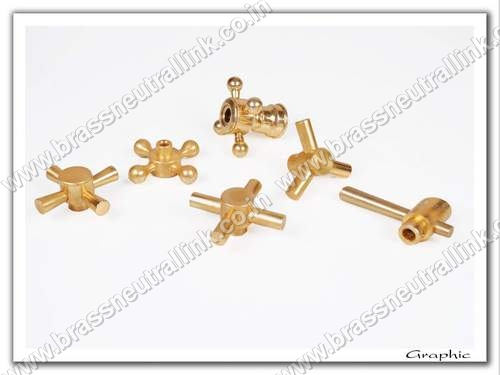 Brass Sanitary Fitting