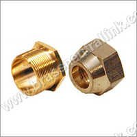 Industrial Brass Nut
