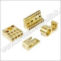 Brass Switchgear Component