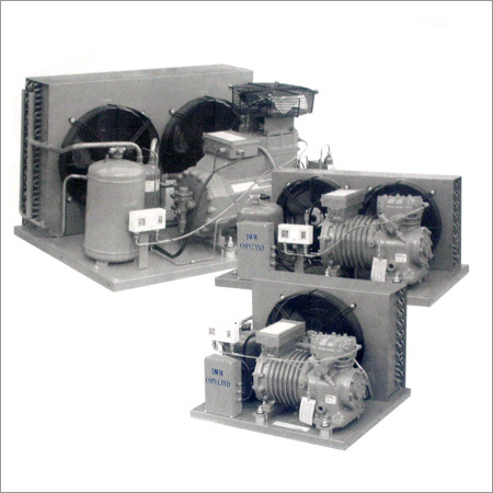 Low Temperature Air Cooled Condensing Units