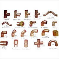 Copper AC Fittings