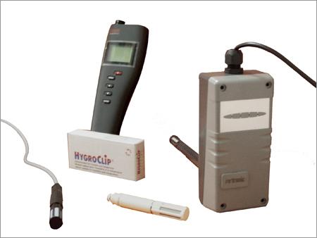 Humidity Sensors & Transducers