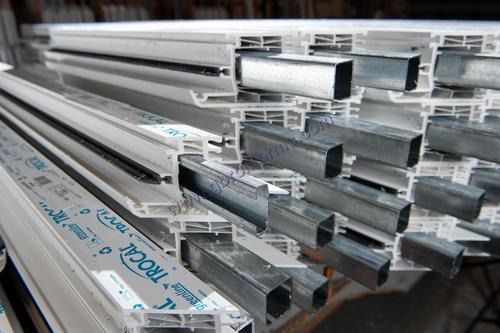 UPVC Door Window Steel Reinforcement Profile