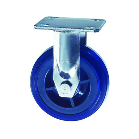 Medium Pu Caster Wheels