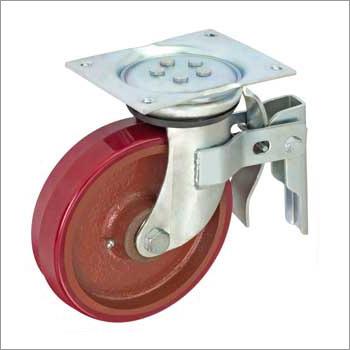 Low Height Heavy Duty Caster Wheels
