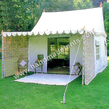 Stylish Resort Tent