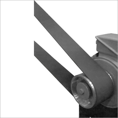 Flat Belt with Pulley