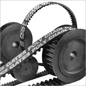 Timing Belts with Pulley