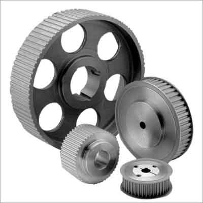 Timing Pulley with Taper
