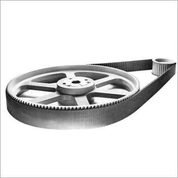 Timing Pulley with Belt
