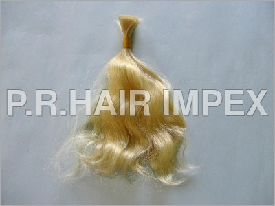 Natural Bleached Remi Hair
