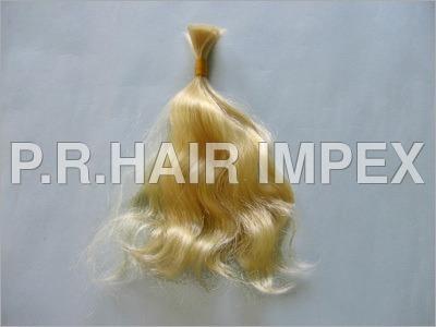 Natural Bleached Remi Hair