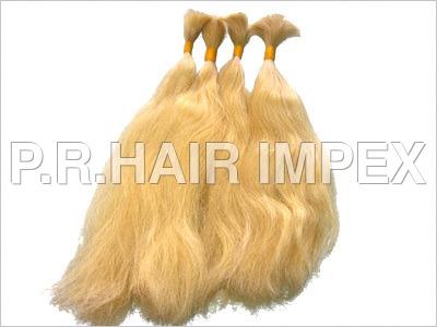 Natural White Hair