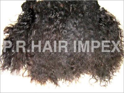 Curly Raw Hair