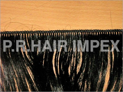 Thick weft