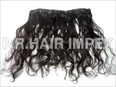 Thin Micro Weft Hair