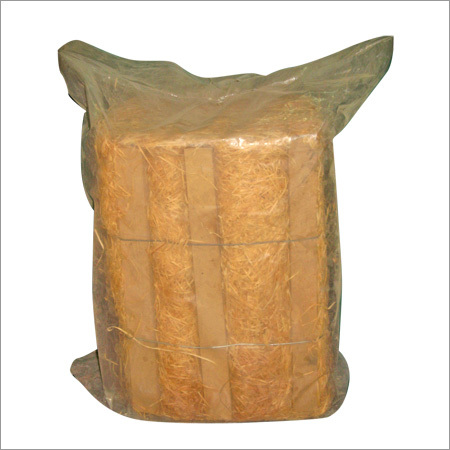 Wood Wool Packaging Material