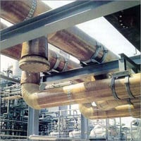 FRP Chemical Ducting