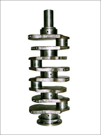 Tata 609/709  Crank Shaft