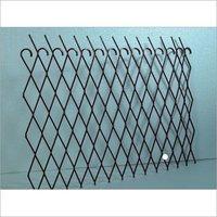 Mild Steel Flattened Expanded Metal