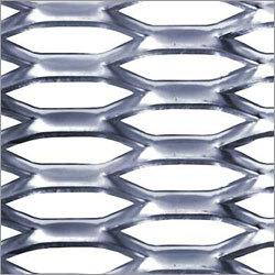 Pre-Galvanised Mild Steel Expanded Metal