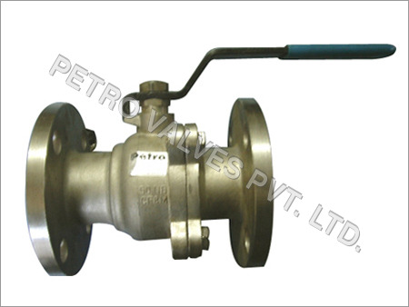 2PC Ball Valves