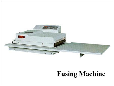 Conveyor Fusing Machine