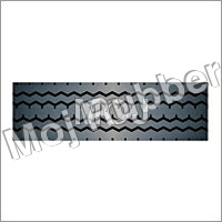 Cross Lug Precured Tread Rubber