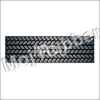 Semi Lug Precured Tread Rubber