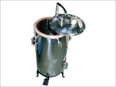 Automatic Vertical Autoclave