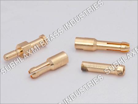 Brass Male Female Terminal
