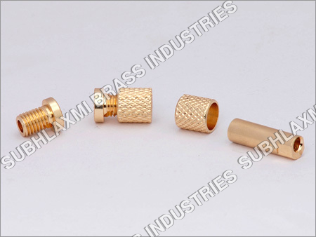 Brass out hole Female Pins
