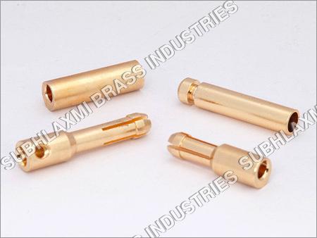 Brass Electric Male Female Pins