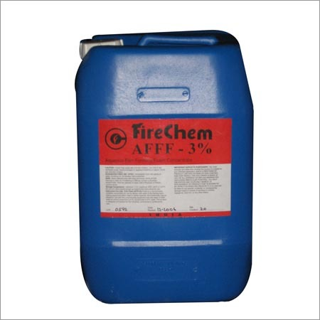 Fluoroprotein Alcohol Resistant Foam 3%