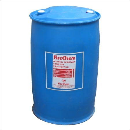 Alcohol Resistant Foam Concentrate