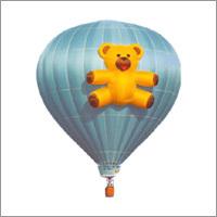Hydrogen Gas Refilling of Advertising Balloon
