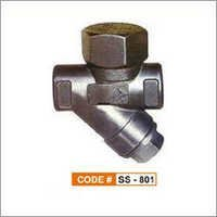 Stainless Steel Steam Trap