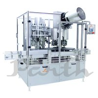 Rotary Volumetric Filling & Sealing Machine