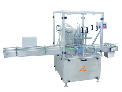 Linear Volumetric Filling Machine