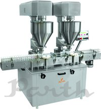 Dry Syrup Powder Filling Machines