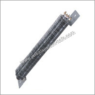 Double Tube Finned Air Heaters