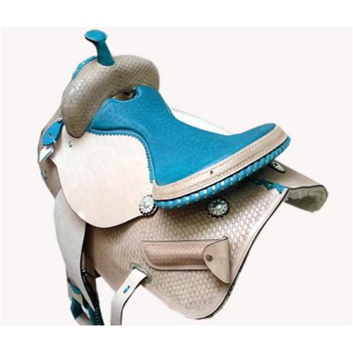 Ostrich Saddle