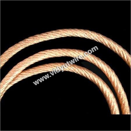 Braided Copper Wire Ropes
