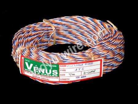 PVC Flexible Wires