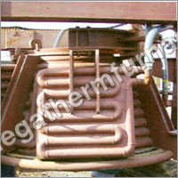 Ladle Refining Furnace- Typical Water Cooled Roof