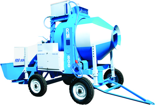 Concrete Batching Unit