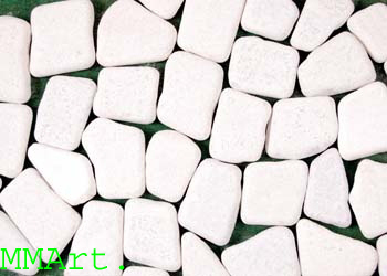Supply Marble Flat Rocks