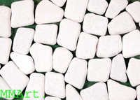 wholesale Marble Flat Chips and aggregate for flooring and landscape