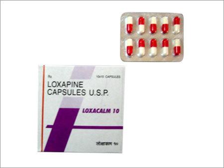 Loxapine Capsules U.S.P